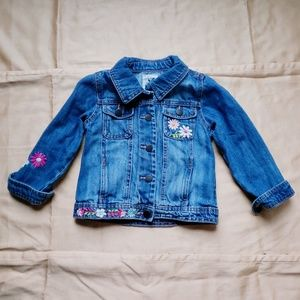 Other - Adorable Girls Jean Jacket